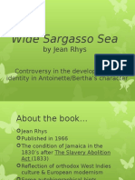 Wide Sargasso Sea Presentation
