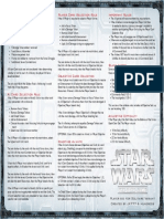 Star Wars LCG Solo Rules Player Aid