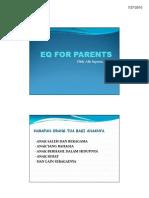 EQ for Parents