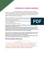 10.NOUN %2B NOUN MODIFIER VS. VERB-ING MODIFIER.pdf