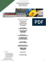 Block de Concreto - Materiales de Construccion