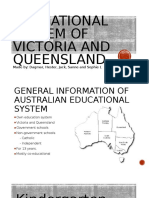 ibu the educational system of victoria and queensland