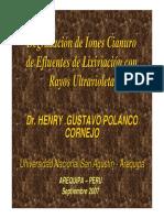 Conferencia Alfa H Polanco