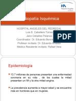 20090527 Cardiopatia Isquemica Expo Medicina Interna