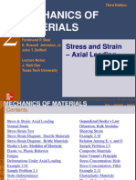 2. Stress and Strain Axial Loading