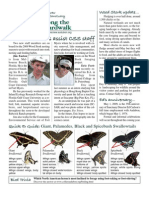 May 2009 Along the Boardwalk Newsletter Corkscrew Swamp Sanctuary