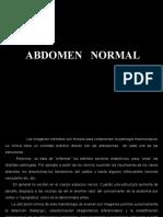 4 Imagenes Normal Es Abdomen