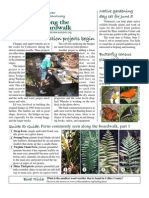 June 2009 Along the Boardwalk Newsletter Corkscrew Swamp Sanctuary