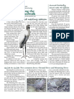August 2009 Along the Boardwalk Newsletter Corkscrew Swamp Sanctuary