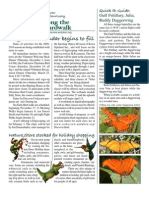 September 2009 Along the Boardwalk Newsletter Corkscrew Swamp Sanctuary