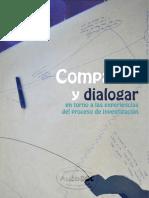 Compartir y dialogar en torno a las experiencias del proceso de investigación.pdf