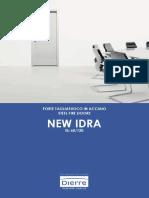 Dierre New Idra 2015