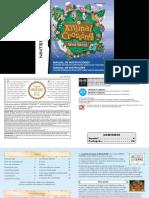 Manual NintendoDS AnimalCrossingWildWorld ES