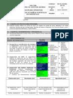 PRO-CH-MA-10-26 Limpieza de Baños Portátiles en Superficie