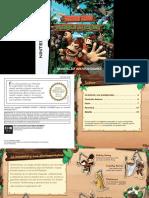 Manual NintendoDS DonkeyKongJungleClimber ES