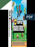 Manual NintendoDS NewSuperMarioBros ES