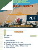 tecnologia del concreto clase magistral FIC UNI