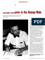 Sexual Behavior in the Human Male 1948