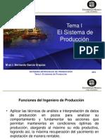 1. El Sistema de Produccion