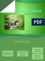 -Organicismo