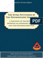Tony Duff and Tamás Agócs - The Sutra Petitioned by the Householder Uncouth