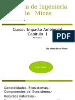 Cap I Medio Ambiente y Su Relación Con La Minería Cap. I.