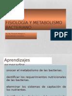 Fisiología bacteriana