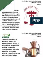 Aula Modulo i Med Legal