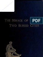 (1900) The Mirage of Two Buried Cities
