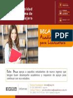 Beca Academic A