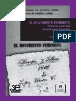 Lopez - El Movimiento Feminista Primeros Trazos Del Feminismo en Argentina.pdf