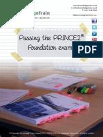 Passing Prince2 Foundation Exam eBook