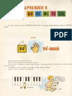 Preparatório Notas Musicais ''2 Maozinhas No Teclado''