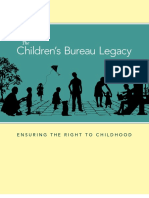 The Children's Bureau's Legacy