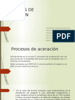 aceracion