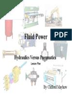 Hydraulics vs p