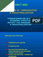 Ch 3 Pattern of Urbanization-Industrialization Update