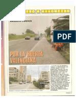 Revista Tráfico - nº 79 - Julio-Agosto de 1992. Reportaje Kilómetro y kilómetro