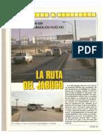 Revista Tráfico - nº 77 - Mayo de 1992. Reportaje Kilómetro y kilómetro