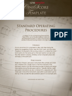 CineScore Standard Operating Procedures