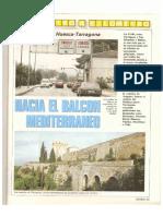 Revista Tráfico - nº 73 - Enero de 1992. Reportaje Kilómetro y kilómetro