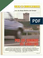 Revista Tráfico - nº 68 - Julio-Agosto de 1991. Reportaje Kilómetro y kilómetro