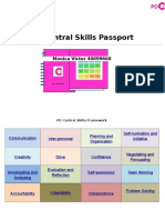 pd central skills passport 16 17