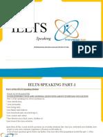 IELTS Speaking Ppt