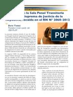 jurisprudencial COLUCION
