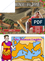 1 unit 11 ancient rome lesson