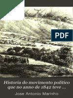 MARINHO, José Antonio
