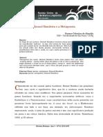 Manuel Bandeira e a Metapoesia.pdf