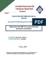 Universidad Nacional de San Antonio Abad Del Cusco