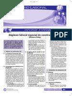 Régimen Laboral Especial de Construcción Civil - 1ra Parte Informe Especial 2009.pdf